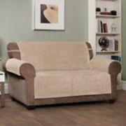 Jeffrey Home Shaggy Waterproof Sofa Slipcover