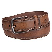 Men's Columbia Stitched Belt