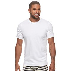Men's Jockey 6-pack Value StayNew Crewneck Tees