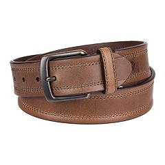 Men's Columbia Bridle Leather Belt