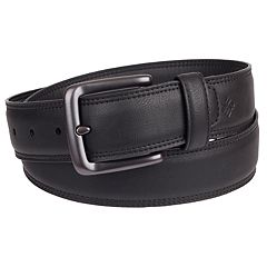 Men's Columbia Feather-Edge Stretch Leather Belt