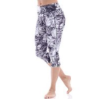 Women's Balance Collection Sparrow Split Back Capri Leggings