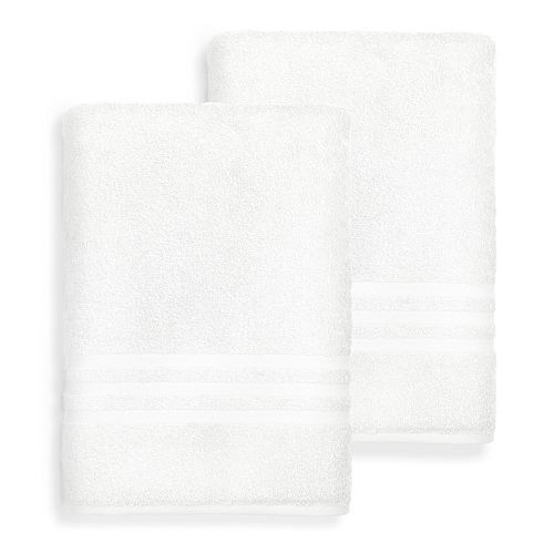 Linum Home Textiles 2-pack Denzi Bath Sheet