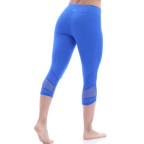 Women's Balance Collection Ava Edged Out Capri Leggings