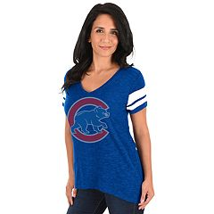 Women's Majestic Chicago Cubs Game Day Tee