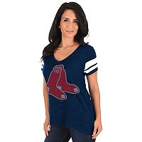 Women's Majestic Boston Red Sox Game Day Tee