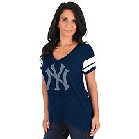 Women's Majestic New York Yankees Game Day Tee