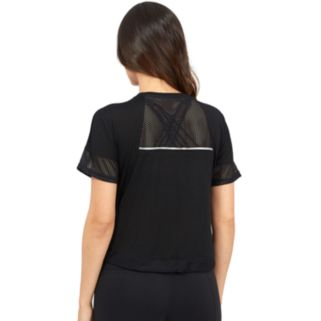 Women's Marika Thriller Mesh Short Sleeve Tee