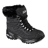 Skechers D'Lites Women's Waterproof Winter Boots