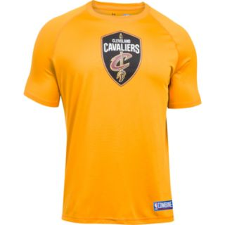 Men's Under Armour Cleveland Cavaliers Primary Logo Tech Tee