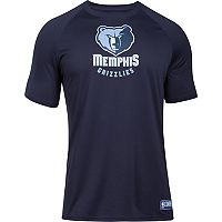 Men's Under Armour Memphis Grizzlies Primary Logo Tech Tee