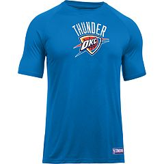 Men's Under Armour Oklahoma City Thunder Primary Logo Tech Tee