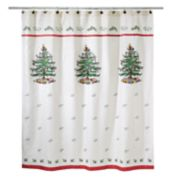 Avanti Spode Tree Shower Curtain