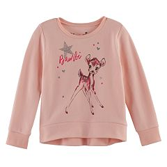 Disney's Bambi Toddler Girl High-Low Fleece Pullover Top by Jumping Beans®
