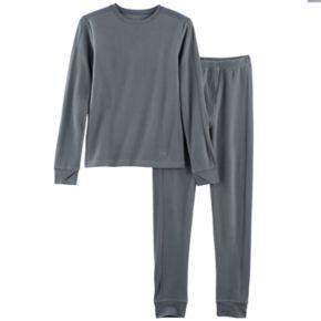 Boys 4-18 Climasmart 2-Piece Fleece Base Layer Set