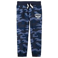 Boys 4-7 Carter's Basic Fleece Pants