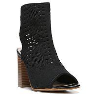 Fergalicious Hero Women's Peep Toe Ankle Boots