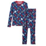 Boys 4-18 Cuddl Duds Star Wars 2-Piece Baselayer Set