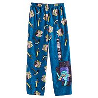 Boys 4-16 Minecraft Lounge Pants