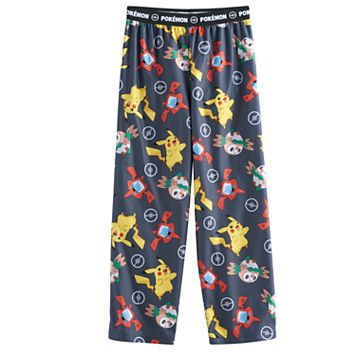 Boys 4-16 Pokemon Moon and Sun Lounge Pants