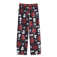 Boys 6-16 Star Wars: Episode VIII The Last Jedi Lounge Pants