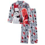 Boys 6-12 Star Wars: Episode VIII The Last Jedi 2-Piece Pajama Set