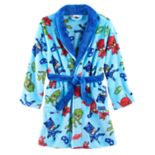 Boys 4-8 PJ Mask Fleece Robe