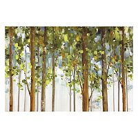 Art.com Forest Study I Crop Wall Art Print