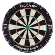 Unicorn Nodor Champion's Choice Bristle Practice Dartboard & Dart Set