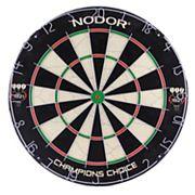 Unicorn Nodor Champion's Choice Bristle Practice Dartboard & Dart Set
