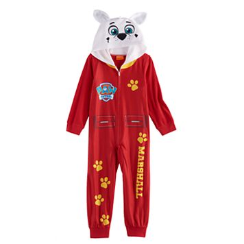 Boys 4-8 Paw Patrol Marshall Union Suit