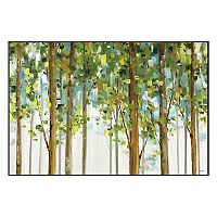 Art.com Forest Study I Crop Mounted Wall Art Print