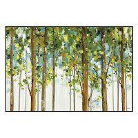 Art.com Forest Study I Crop Mounted Wall Art Print