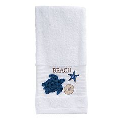 Bacova Sea Turtle Hand Towel