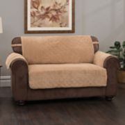 Jeffrey Home Plush Sofa Slipcover