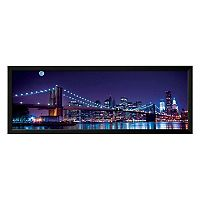 Art.com Brooklyn Bridge & Manhattan Skyline Framed Wall Art