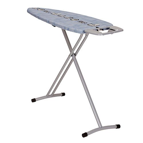 Household Essentials Steel Top Tri-Leg Ironing Board
