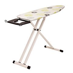 Household Essentials Steel Top Aluminum Tri-Leg Ironing Board