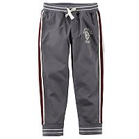 Boys 4-7 Carter's Athletic Jogger Pants
