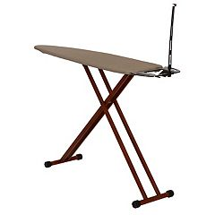 Household Essentials Bamboo Leg Ironing Board