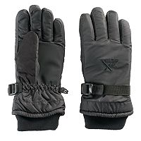 Boys 4-18 ZeroXposur Matrix Ski Gloves