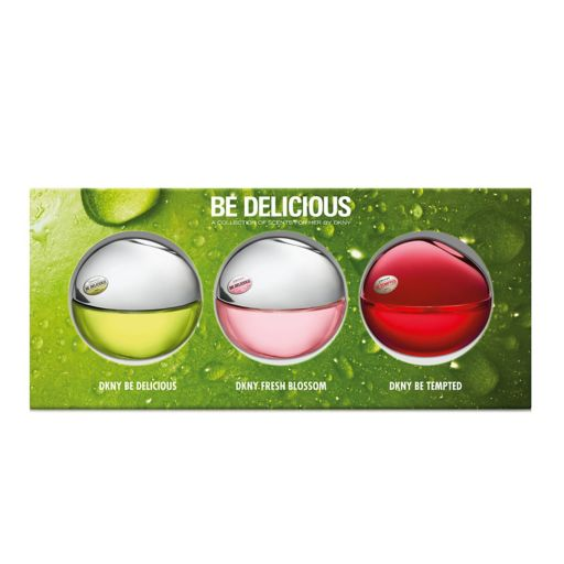 DKNY Be Delicious, Fresh Blossom & Be Tempted Women's Perfume Gift Set