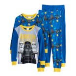 Boys 4-10 LEGO Star Wars Darth Vader 4-Piece Pajama Set