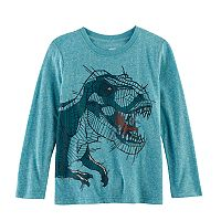 Boys 4-7x SONOMA Goods for Life™ T-Rex Textured Graphic Tee