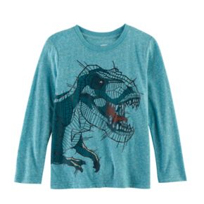 Boys 4-7x SONOMA Goods for Life? T-Rex Textured Graphic Tee