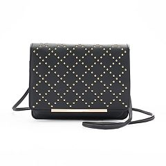 Apt. 9® London RFID-Blocking Crossbody Bag