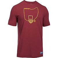 Men's Under Armour Cleveland Cavaliers Charged State Tee