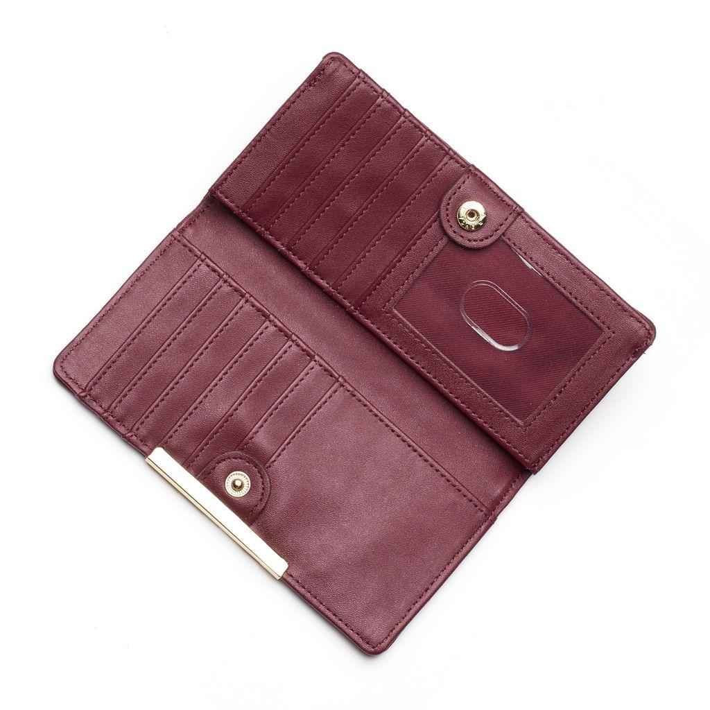 Apt. 9® Slim RFID-Blocking Wallet