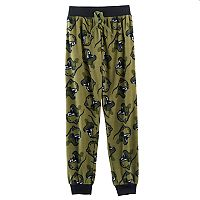 Boys 4-20 Jellifish Print Lounge Pants