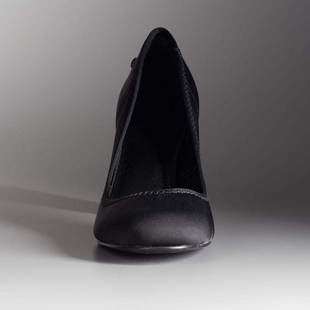 Simply Vera Vera Wang Malaga Women's Pump High Heels